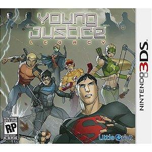 Young Justice: Legacy Maj - 3Ds - Nerd e Geek - Presentes Criativos