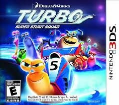 Turbo: Super Stunt Squad - 3Ds - Nerd e Geek - Presentes Criativos