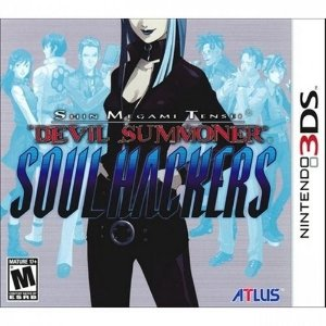 Shin Megami Tensei: Devil Summoner - Soul Hackers - 3Ds - Nerd e Geek - Presentes Criativos