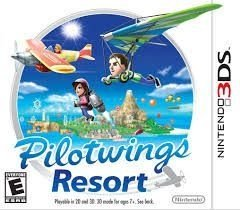 Pilotwings Resort - Nintendo 3Ds - Nerd e Geek - Presentes Criativos