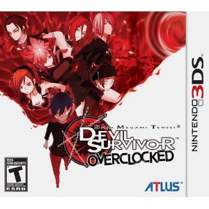 Shin Megami Tensei: Devil Survivor Overclocked Atlus - 3Ds - Nerd e Geek - Presentes Criativos