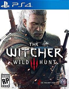 The Witcher 3: Wild Hunt - Ps4 - Nerd e Geek - Presentes Criativos
