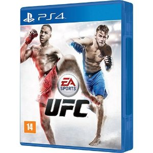 Ufc Br - Ps4 - Nerd e Geek - Presentes Criativos