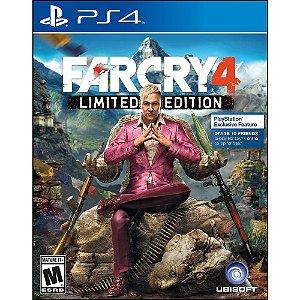 Far Cry 4 - Ps4 - Nerd e Geek - Presentes Criativos