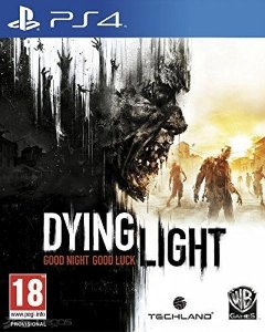 Dying Light - Ps4 - Nerd e Geek - Presentes Criativos
