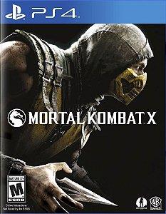 Mortal Kombat X - Ps4 - Nerd e Geek - Presentes Criativos