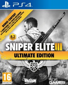 Sniper Elite 3: Ultimate Edition - Ps4 - Nerd e Geek - Presentes Criativos