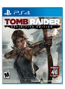 Tomb Raider: Definitive Edition - Ps4 - Nerd e Geek - Presentes Criativos
