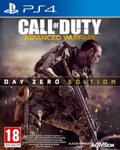 Call Of Duty: Advanced Warfare - Edição Day Zero - Ps4 - Nerd e Geek - Presentes Criativos
