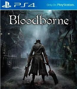 Bloodborne - Ps4 - Nerd e Geek - Presentes Criativos