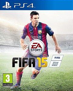 Game Fifa 15 - Ps4 - Nerd e Geek - Presentes Criativos