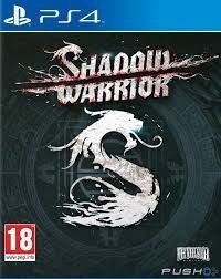 Shadow Warrior - Ps4 - Nerd e Geek - Presentes Criativos
