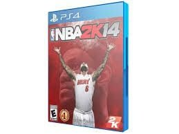 Nba 2K14 - Ps4 - Nerd e Geek - Presentes Criativos