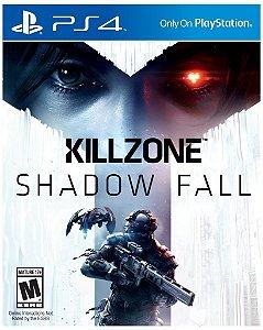 Killzone Shadow Fall - Ps4 - Nerd e Geek - Presentes Criativos