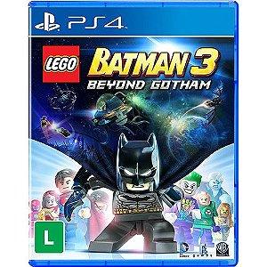 Lego Batman 3 (Versão Em Português) - Ps4 - Nerd e Geek - Presentes Criativos