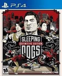 Sleeping Dogs: Definitive Edition - Ps4 - Nerd e Geek - Presentes Criativos