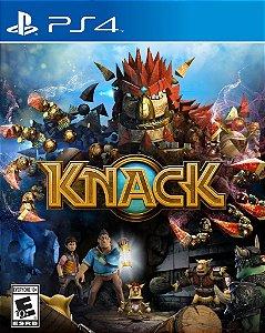 Knack - Ps4 - Nerd e Geek - Presentes Criativos