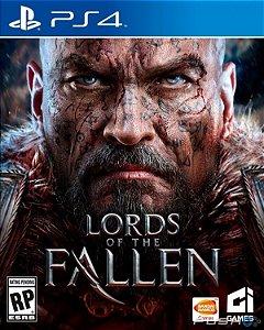 Lords Of The Fallen - Ps4 - Nerd e Geek - Presentes Criativos