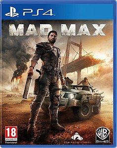 Mad Max - Ps4 - Nerd e Geek - Presentes Criativos