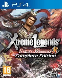 Dynasty Warriors 8: Xtreme Legends - Complete Edition - Ps4 - Nerd e Geek - Presentes Criativos