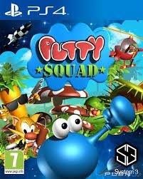 Putty Squad - Ps4 - Nerd e Geek - Presentes Criativos