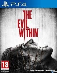 The Evil Within - Ps4 - Nerd e Geek - Presentes Criativos