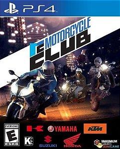 Motorcycle Club - Ps4 - Nerd e Geek - Presentes Criativos