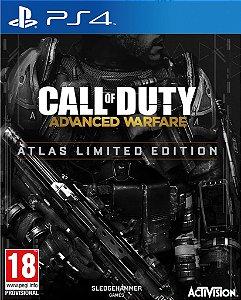 Call Of Duty: Advanced Warfare - Atlas Pro Edition - Ps4 - Nerd e Geek - Presentes Criativos