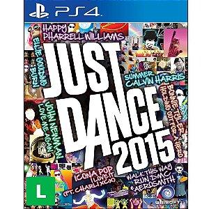 Just Dance 2015 - Ps4 - Nerd e Geek - Presentes Criativos