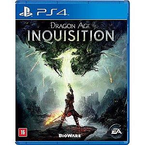 Dragon Age: Inquisition (Versão Em Português) - Ps4 - Nerd e Geek - Presentes Criativos