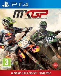 Mxgp: The Official Motocross Videogame - Ps4 - Nerd e Geek - Presentes Criativos