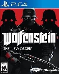 Wolfenstein - The New Order - Ps4 - Nerd e Geek - Presentes Criativos