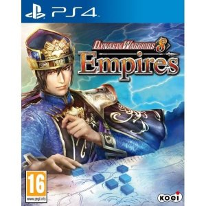 Dynasty Warrior 8 Empires - Ps4 - Nerd e Geek - Presentes Criativos