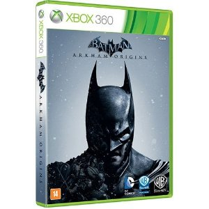Batman: Arkham Origins Br - X360 - Nerd e Geek - Presentes Criativos