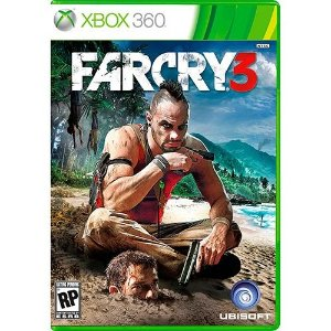 Far Cry 3 - Xbox 360 - Nerd e Geek - Presentes Criativos