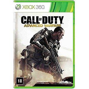 Call Of Duty: Advanced Warfare - Xbox360 - Nerd e Geek - Presentes Criativos