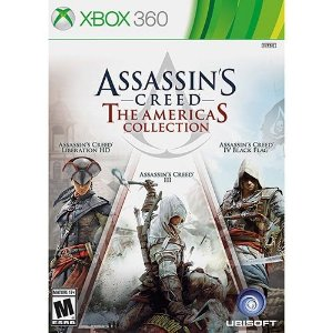 Assassin'S Creed: The Americas Collection - Xbox 360