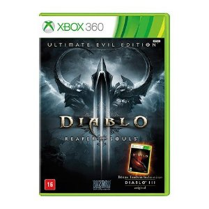 Diablo Iii Ultimate Evil Edition - Xbox 360 - Nerd e Geek - Presentes Criativos