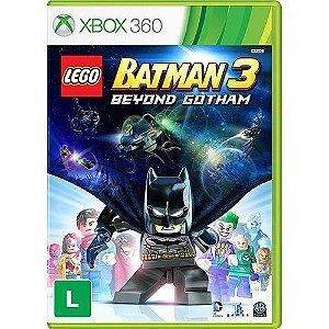 Lego Batman 3 (Versão Em Português) - Xbox 360 - Nerd e Geek - Presentes Criativos