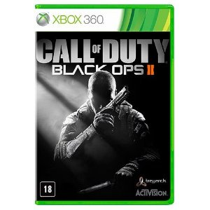 Call Of Duty Black Ops 2 - Xbox 360 - Nerd e Geek - Presentes Criativos