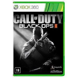 Call Of Duty Black Ops 2 - Xbox 360 - Nerd e Geek - Presentes Criativos