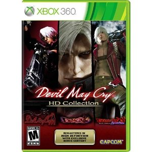 Devil May Cry Hd Collection (Versão Em Português) - Xbox360 - Nerd e Geek - Presentes Criativos
