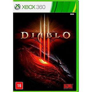 Diablo Iii - Xbox 360 - Nerd e Geek - Presentes Criativos