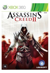 Assassin'S Creed 2 (Manual Em Portugues) - X360 - Nerd e Geek - Presentes Criativos