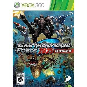 Earth Defense Force 2025 - X360 - Nerd e Geek - Presentes Criativos