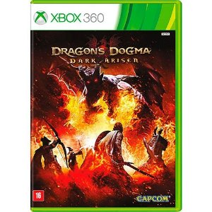 Dragon'S Dogma: Dark Arisen - Xbox360 - Nerd e Geek - Presentes Criativos