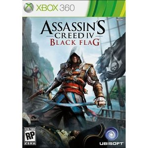 Assassin'S Creed Iv: Black Flag Limited Edition - Xbox 360 - Nerd e Geek - Presentes Criativos