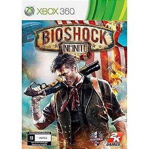 Bioshock Infinite - Xbox 360 - Nerd e Geek - Presentes Criativos