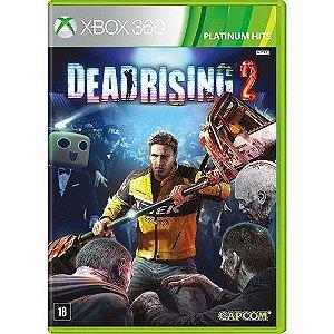 Dead Rising 2 - Xbox 360 - Nerd e Geek - Presentes Criativos
