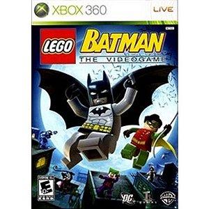Lego Batman: The Videogame - Xbox 360 - Nerd e Geek - Presentes Criativos